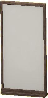 シンプルなパネルのブロンズの画像