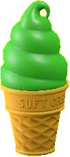 ソフトクリームランプのまっちゃの画像
