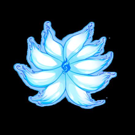 九尾のオーラ・水の画像