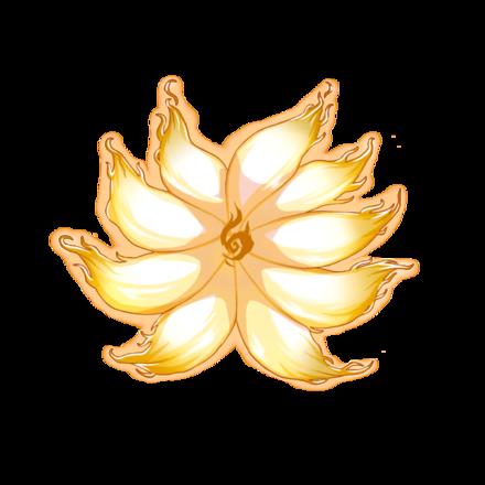 九尾のオーラ・光の画像