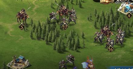 龍の覇業 賊兵討伐の内容と報酬について1