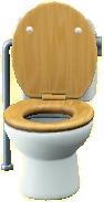 ようしきトイレのナチュラルの画像