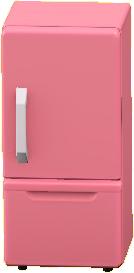 れいぞうこのピンクの画像
