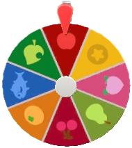 ACNH - The Items version of Colorful Wheel