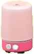 アロマディフューザーのピンクの画像