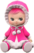 ACNH - The Pink version of Dolly