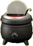 スープジャーのボルシチの画像