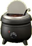 スープジャーのカレーの画像