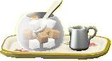 シュガー&ミルクのフラワーの画像