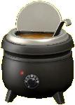 スープジャーの中華スープの画像