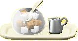 シュガー&ミルクのホワイトの画像