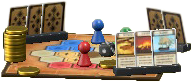 ACNH - The Territory Game version of Board Game