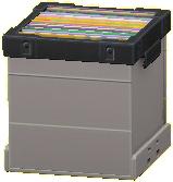 レコードボックスのなしの画像