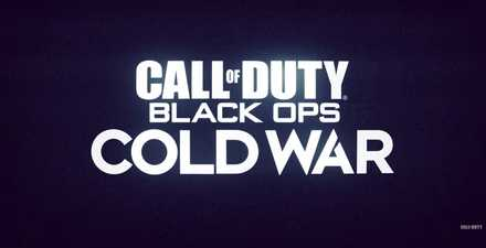 Call of Duty:Black Ops Cold War画像