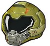 プラエトルのヘルメット