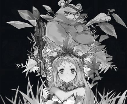【ドルイドSR】ロレッタの画像