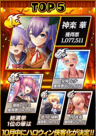 総選挙の画像
