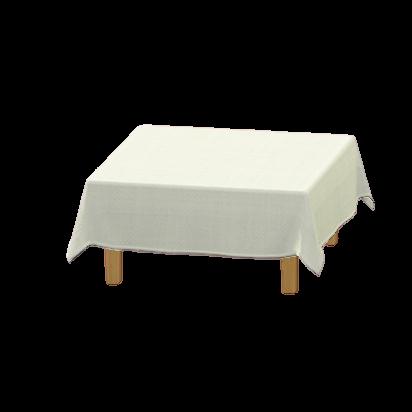 クロスつきテーブル画像
