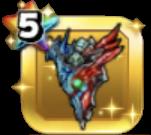 超魔星神の盾のアイコン