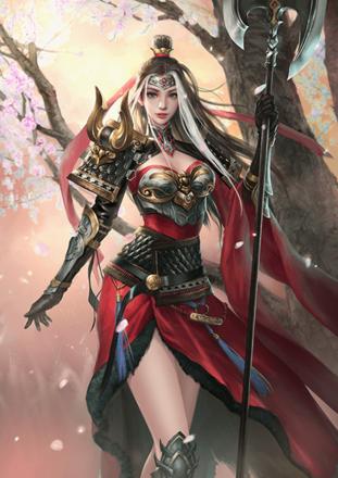 龍の覇業】吕玲绮の評価とスキル・ステータス|ゲームエイト