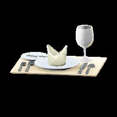 テーブルセッティング画像