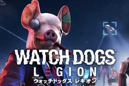Watch Dogs Legion画像