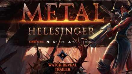 Metal:Hellsinger画像