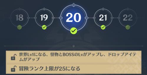 神 ランク 者 原 冒険