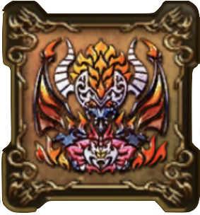 ガンデイルの紋章・上のアイコン