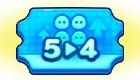 5→4アイテム