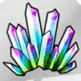 虹色魔導結晶
