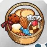 お菓子の詰め合わせ