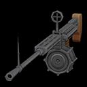 九九式二号二型改13mm機関銃