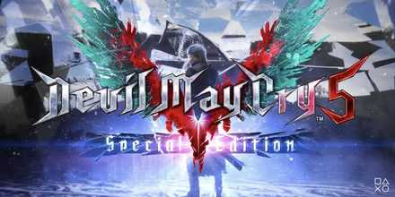 Devil May Cry5画像