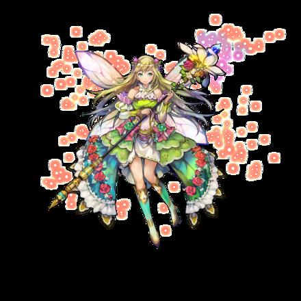 [花の妖精]ブルームの画像