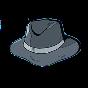 英雄の帽子