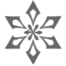 氷元素画像