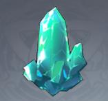 水晶の塊画像