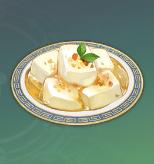 Almond Tofu Image