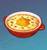 Crab, Ham & Veggie Bake Image