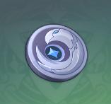 Silver Raven Insignia Image