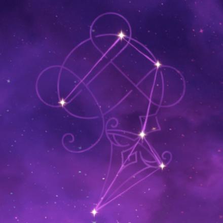 刻晴の星座画像