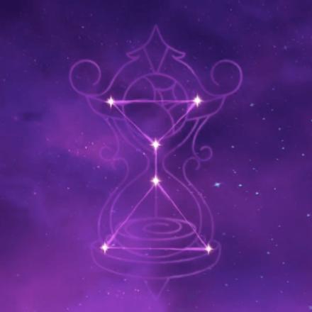 リサの星座画像