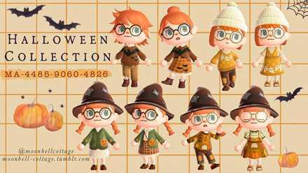 halloween collectionの画像