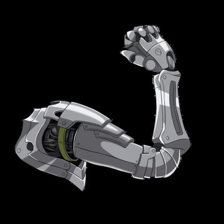 機械鎧の画像