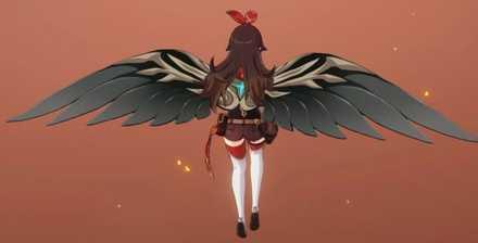始まりの翼