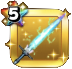 闘気の剣のアイコン