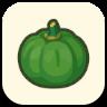 みどりのかぼちゃの画像