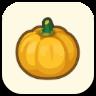 きいろいかぼちゃの画像