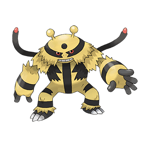 Pokemon - Electivire